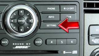 2012 NISSAN Pathfinder - Mobile Entertainment System