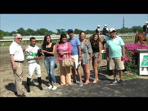 video thumbnail for MONMOUTH PARK 6-28-19 RACE 7