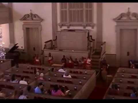 Uganda Choir Welcome