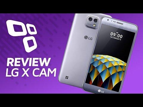 Smartphone LG X Cam - Review - TecMundo