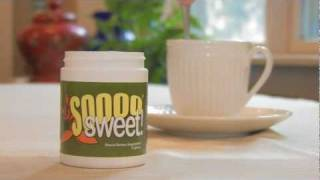 Soooo Sweet!®  The All Natural Stevia Supplement With No Bitter Aftertaste