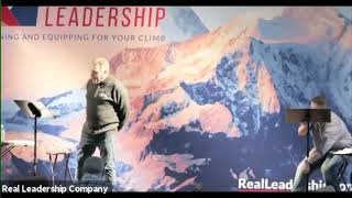 Dream BIG Workshop Week 10 (of 10) - By Real Leadership Company