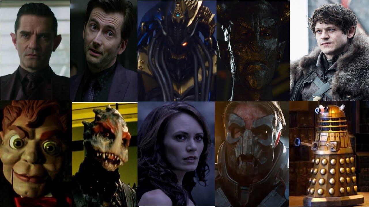 Defeats Of My Favorite Tv Villains Par 2 Youtube