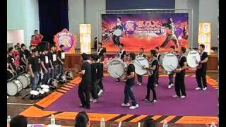 RYB Machine - Northern Regional Heats - S.O.X. All-Stars Drum & Dance 2011