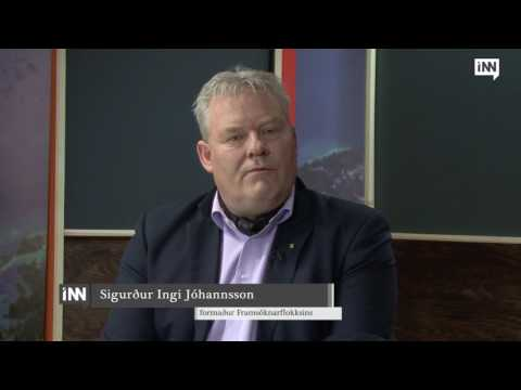 Eyjan 11. maí 2017 Sigurður Ingi JóhannssonI 2af2