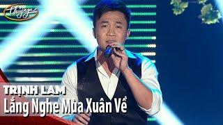 Nhạc Xuân Thúy Nga | Trịnh Lam - Lắng Nghe Mùa Xuân Về