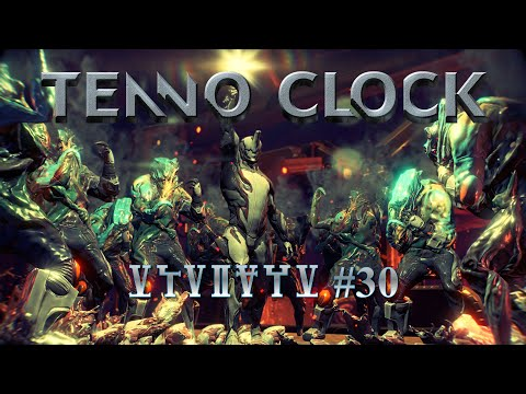Tenno Clock #30