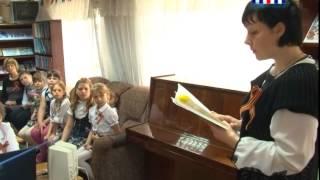 Международная акция «Читаем детям книги о войне»