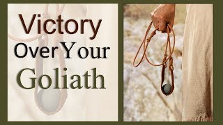 VICTORY OVER YOUR GOLIATH - BIBLE PREACHING - SERMON