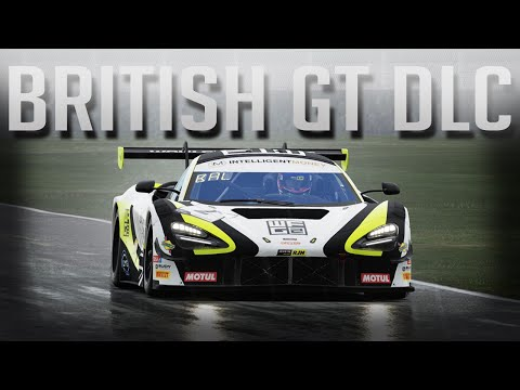 How Good Is The New ACC British GT Pack? |