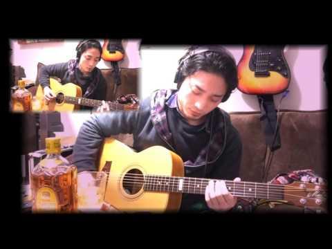 「ウイスキーが、お好きでしょ」 石川さゆり ソロギターとボサノバ風で弾いてみた by龍藏Ryuzo
