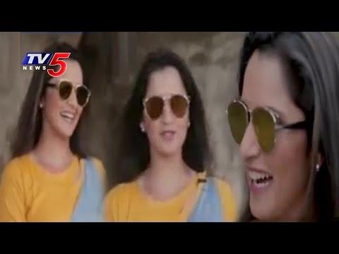 Indian Tennis Player Sania Mirza Visits Golconda Fort  | Sania Mirza Exclusive Interview | TV5 News
