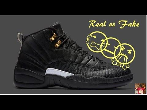 8a5331548de Jordan Master 12's REAL vs FAKE