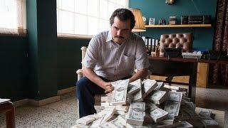 "Narcos - 1x09: ""¿Es mi plata o no es mi plata? (Is this my cash or not?!)"""
