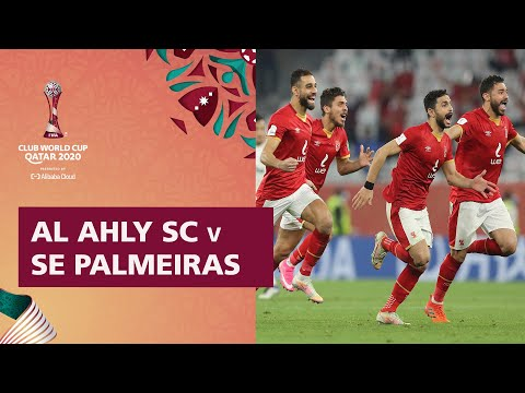 Al Ahly v Palmeiras | FIFA Club World Cup Qatar 2020 | Match Highlights