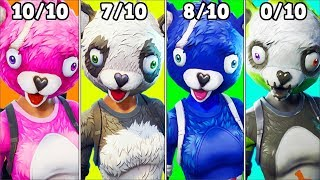 TOP RE-SKINNED SKINS IN FORTNITE! (You Won't Agree!)