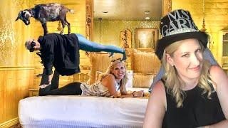 Bachelorette Party at Madonna Inn