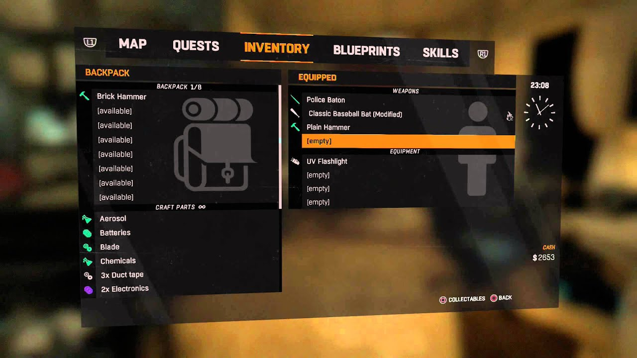 Dying light craft classic baseball bat zazhigalka blueprint dying light craft classic baseball bat zazhigalka blueprint modified details stats gameplay malvernweather