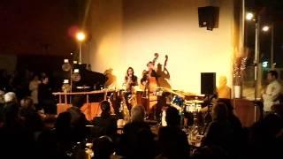 Joan Chamorro trio i Andrea Motis @ Cafè Auditori de Sant Cugat -- Petite Fleur (Sidney Bechet)