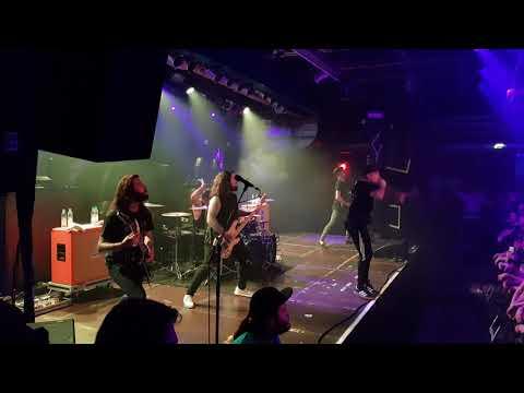 Bury Tomorrow - Earthbound (live @ Backstage/München/Munich - 28.12.2017)