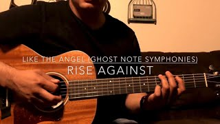 Like the Angel (Ghost Note Symphonies) Cover with Tabs