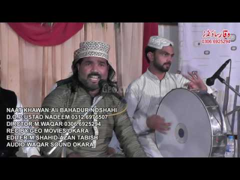 Muhammad aa Jao Ali Bahadur noshahi
