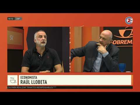 Sobremesa 01-04-20  Raúl Llobeta - Economista