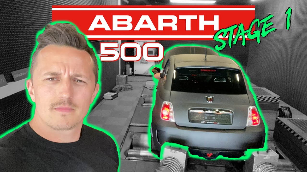 Abarth 500 | Ordentlich Drehmoment für den kleinen