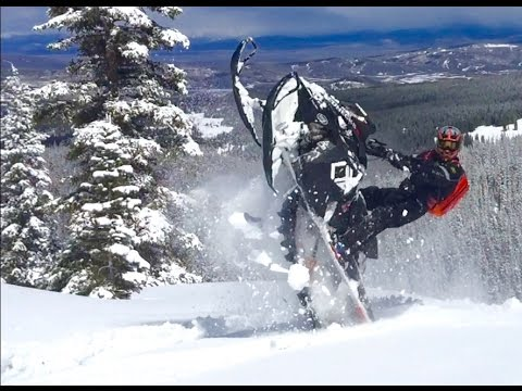 ABSURD - Colorado Snowmobile Season 2015/16