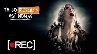 La Saga de Rec | #TeLoResumoAsiNomas 245