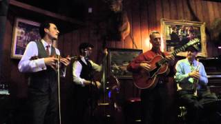 """ROSETTA"": SAM ROCHA / THE IVORY CLUB BOYS at RANCHO NICASIO (March 2, 2014)"