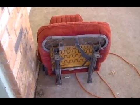 Part 2 C10 Bucket Seat Swap Suburban Bucket Seats Youtube