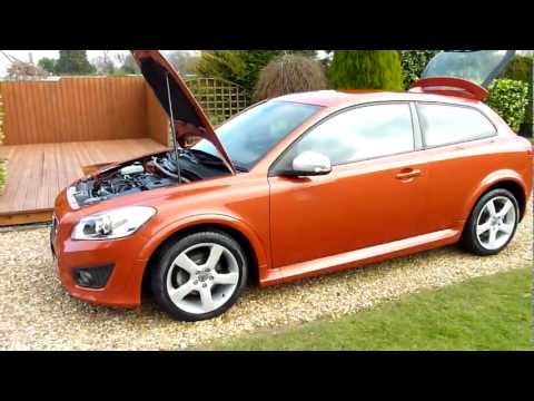 Review 2009 Volvo C30 1.6 R Design For Sale SDSC Specialist Cars Cambridge