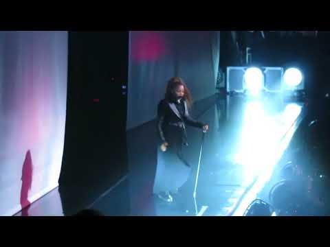 Opening Set - Janet Jackson Concert Live @ Houston Toyota Center 9/9/2017 Part 1