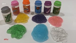 Colorful Slime Show from Ishfi