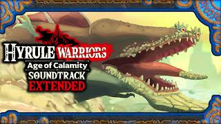Intense Battle Against The Molduga Hyrule Warriors Age Of Calamity Ost Extended Soundtrack Youtube