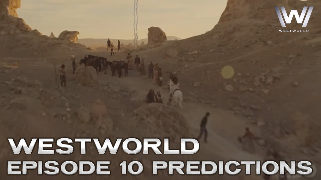 Download Westworld Season 2 Episode 10 Trailer - Preview, Predictions and Theories