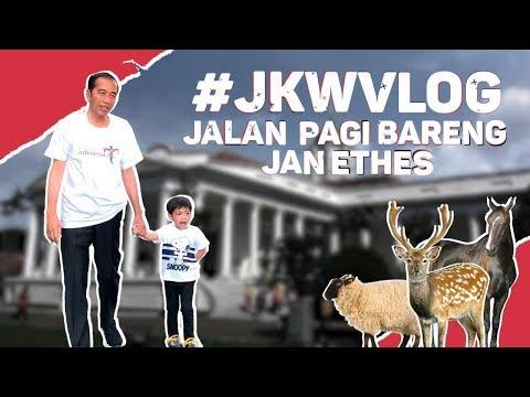 #JKWVLOG JALAN PAGI BARENG JAN ETHES