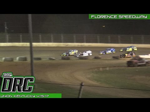 Florence Speedway | 4.15.17 | UMP Modifieds | Feature