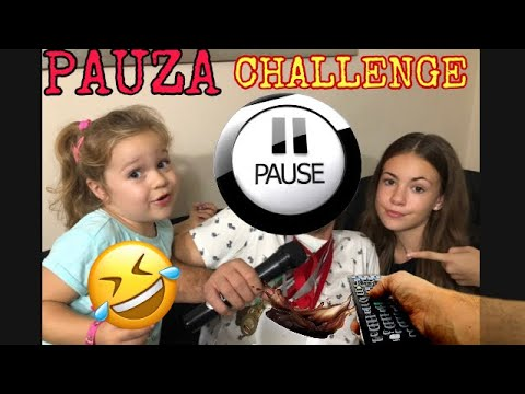 PAUZA CHALLENGE 2 *Cool Tata VS Arija i Nadja*