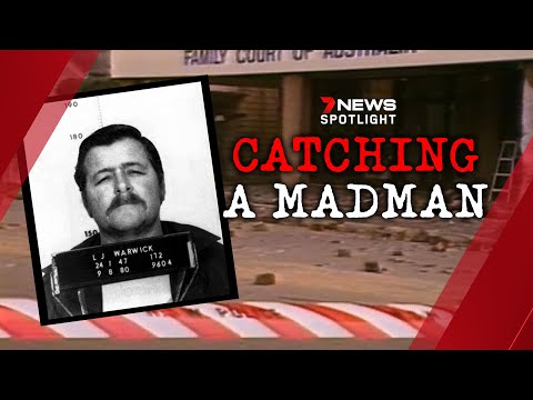 Catching A Madman: tracking down Sydney's family court bomber | 7NEWS Spotlight