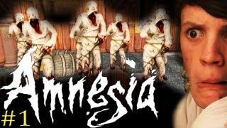 EJÉRCITO DE MONSTRUOS D:!! - Amnesia - Custom Story: MARCELL DAVIS [PARTE 1] Con Thai
