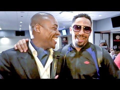 Andre Ward on Physical & Mental DOMINATION KNOCKOUT vs Sergey Kovalev