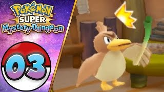 Pokémon Super Mystery Dungeon - Part 3 | Haunted School! [English Gameplay Walkthrough]