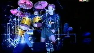 Bruce Dickinson - Tears of the Dragon live. Rockfest 1997 Chile.