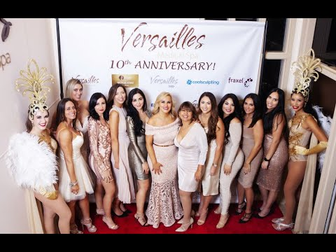Darien, CT | Versailles Medical Spa's 10th Anniversary | Versailles Medical Spa