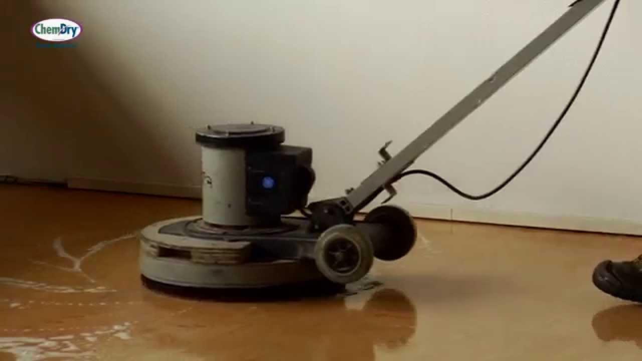 Onderhoud linoleum vloer youtube