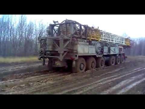 Буровая установка бу 2000/125