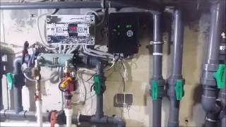 видео Подогрев бассейна своими руками: подбор необходимого оборудования