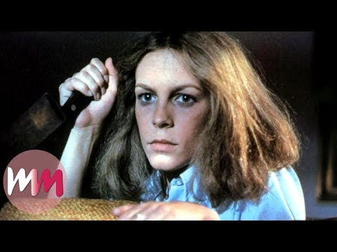 Top 10 Smartest Female Horror Movie...